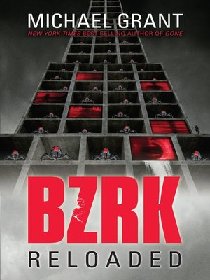 cover image of BZRK Reloaded